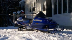 Lots of sled parts for sale
