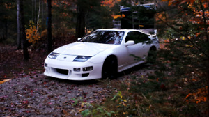 300zx twin turbo 1990 2 places