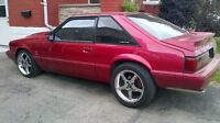 1989 Ford Foxbody Mustang