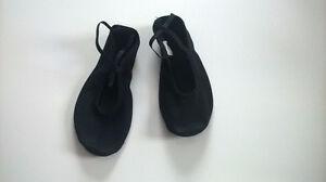 Angelo Luzio Jazz/ Gymnastics shoes in black - size 4B
