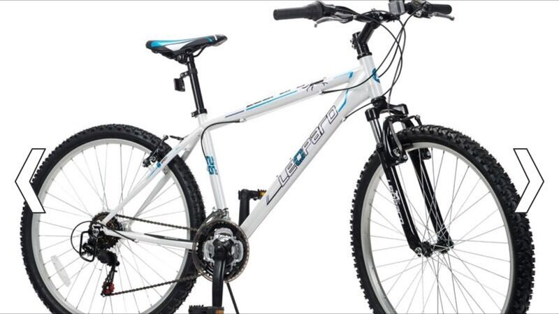 "Leopard 26"" mountain bike 
