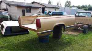 88-98 Chev L.box VG Shape With Tailgate $660.oo