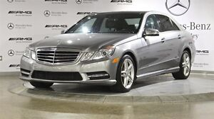 2013 Mercedes-Benz E350 4MATIC Sedan Edmonton Edmonton Area image 1