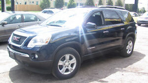 2007 GMC  Acadia 5 door ,Auto Safety& E