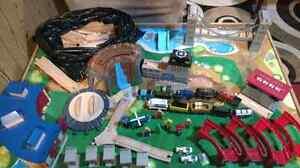 Table train set Kitchener / Waterloo Kitchener Area image 4