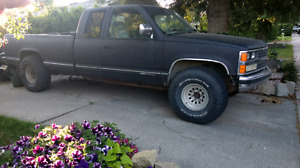 1989 chevy 2500 pickup