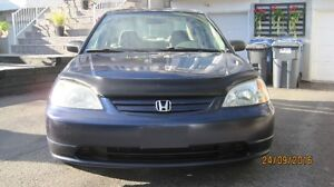 2002 Honda Autre CIVIC Berline