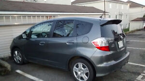 2013 Honda Fit LX Berline