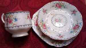 Petite Point, Royal Albert Fine Bone China