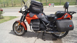 1990 BMW K75 with ABS