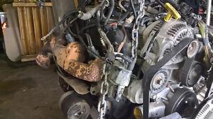 Dodge Ram 5.2 Magnum Engine