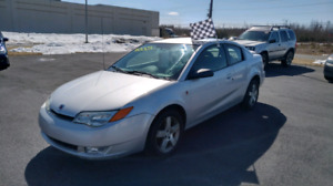 2006 SATURN ION COUPE!!! ONLY 115K!!