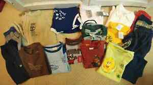 Lot of Boys Size 18 Month Summer Clothes Kitchener / Waterloo Kitchener Area image 1