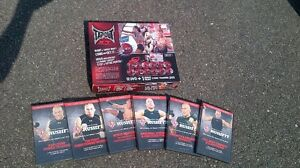 MMA RushFit and TAPOUT XT