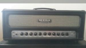 Mesa ra-100 tube guitar head
