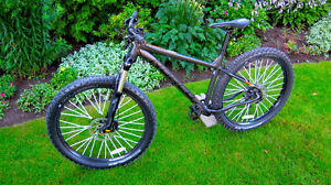 TORENT 7. 2 HARDTAIL DOWNHILL BY NORCO ( LIVE VIDEO )