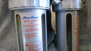 "Blue Line 1/2"" Filter /  Regulator unit / fuel water seperator"