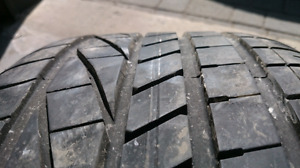Goodyear runflat 275/35/20 and 245/40/20