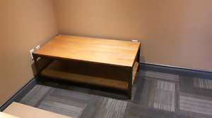 NEW! Antique solid wood coffee table - NO TAX- can deliver