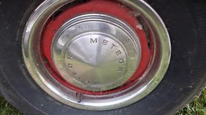 4-Wheels off Merc. Meteor Complete 7809670100