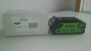 Greenworks 40v 2ah battery