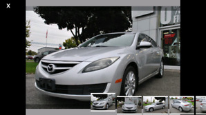 Mazda 6 2011 GS with sunroof