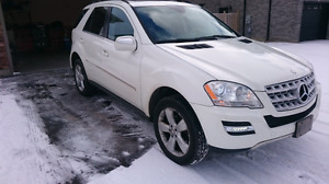 2010 mercedes-benz ml 350