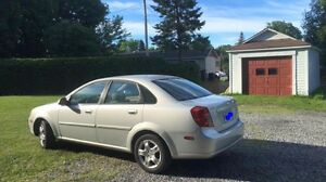 2004 Chevrolet Optra West Island Greater Montréal image 1