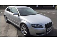2006 AUDI A3 SPECIAL EDITION- 1.9. TDI - HPI CLEAR - 108000 LOW MILES - 3 OWNERS - SUPERB CAR