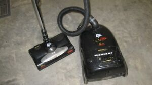 DIRT DEVIL canister type VACUUM CLEANER with POWER HEAD