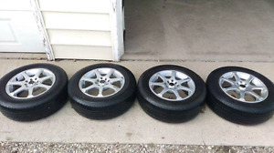 15 Inch Core Racing Wheels