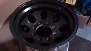 17X10 Eagle Alloy Rims