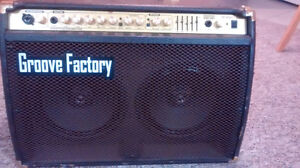 AMP - ACCOUSTIC -GROOVE FACTORY GF-60 ACT