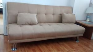 Brand New convertible sofa bed