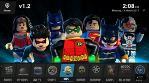 2017 3D 4K MODEL Android TV running Kodi 17  krypton Edmonton Edmonton Area image 5