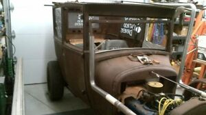 1926 Model T Ford / Hupmobile Title /  Project