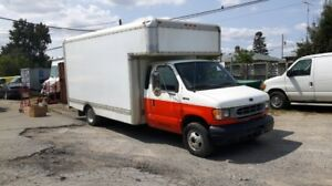 1998 Ford E-Series Van Other