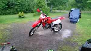 Honda XR 650 for sale - Barely used