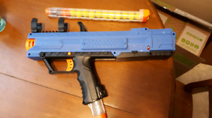 Nerf rival with extra ammo
