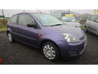 2005 55 FORD FIESTA 1.2 STYLE 16V 3D 78 BHP