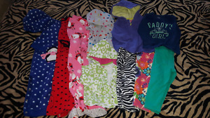 18M carter's girls clothes