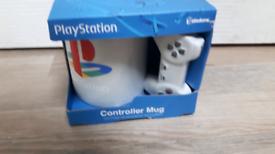 BOXED PLAYSTATION MUG