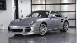 2012 Porsche 911 Turbo Coupe PDK