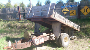 Many trailer being sold by May 27 auction in Thomasburg