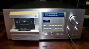 Pionner CT-F950 3-head cassette deck, CONSIDERING TRADES