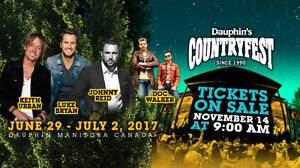 Country Fest Weekend Pass