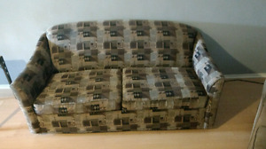 Sofa Bed with brand new Beautyrest mattress