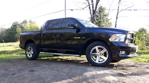 RAM 1500 WITH WARRANTY REDUCED
