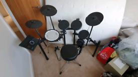 Roland V-Drums TD17-K-L drum kit plus accessories