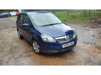 Vauxhall Zafira 1.6 Excellent Family 7 seater MPV